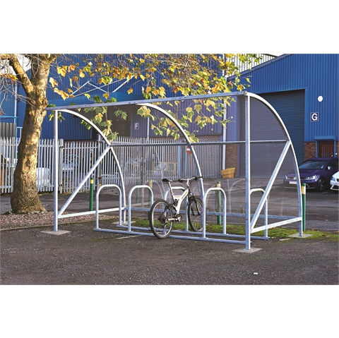 Dudley Cycle Shelters